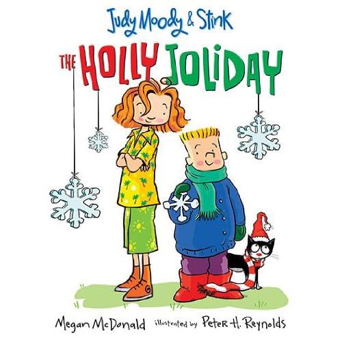 Image: Judy Moody & Stink: The Holly Joliday (Judy Moody ...