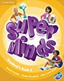 img - for Super Minds Level 5 Student's Book with DVD-ROM book / textbook / text book