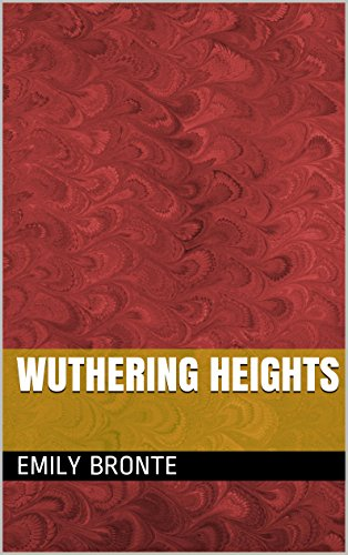 Bronte, Charlotte - Wuthering Heights