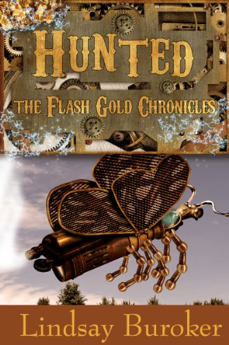 Hunted [The Flash Gold Chronicles]
