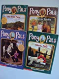 img - for Pony Book Sets for Girls : Pony Pal Series, I Want a pony: The blind pony; Don't Hurt My Pony; A Pony In Trouble; (Book Sets for Kids) book / textbook / text book