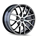 Touren TR60 3260 Black Wheel with Machined Face (20x8.5