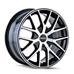 Touren TR60 3260 Black Wheel with Mac...