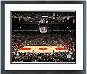 Toronto Raptors Air Canada Centre NBA Arena Photo (Size: 22.5 x 26.5) Framed by NBA