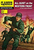 img - for All Quiet on the Western Front (with panel zoom) - Classics Illustrated book / textbook / text book