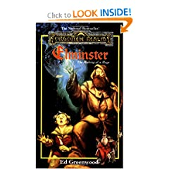 Elminster: The Making of a Mage (Forgotten Realms) by Ed Greenwood