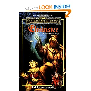 Elminster: The Making of a Mage (Forgotten Realms) by
