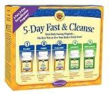 断食セット5日用/ NATURE'S SEACRET Ultimate Fasting Cleanse Kit [海外直送品][並行輸入品]