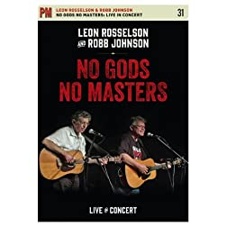 Rosselson, Leon - No Gods No Masters: Live In Concert