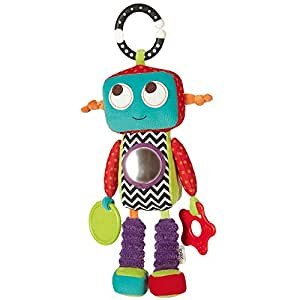 Mamas & Papas Mamas & Papas Babyplay Activity Toy Klank The Robot