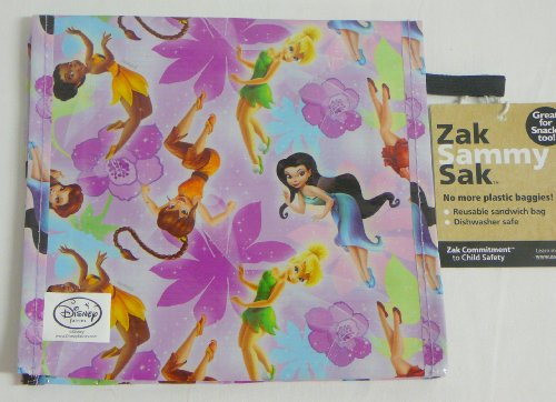 Zak Sammy Sak Disney Fairies - 1
