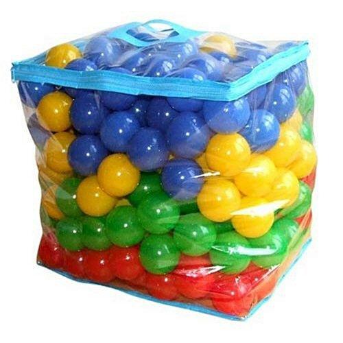 Bolas de colores de pl 225 stico 6 cm colores variados importado de