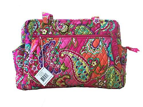Vera Bradley Make a Change Baby Bag (Pink Swirls with Pink Interior) (Vera Bradley Make A Change compare prices)