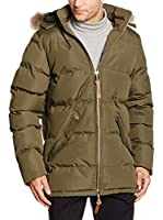 Geographical Norway Abrigo Doudoune (Verde)