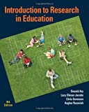 img - for Introduction to Research in Education book / textbook / text book