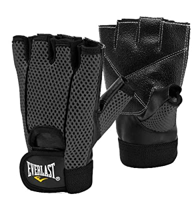 Everlast Fitness Weight Lifting Gloves