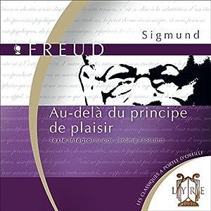 Au-delà du principe de plaisir | Livre audio