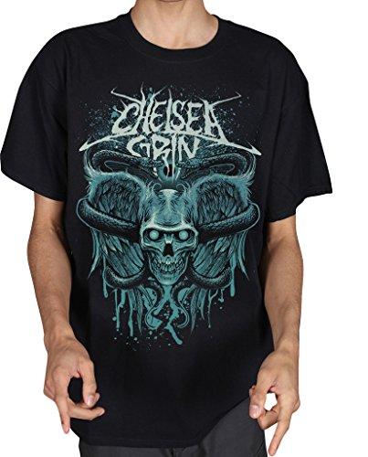 Cosmic Saint -  T-shirt - Uomo Black Medium
