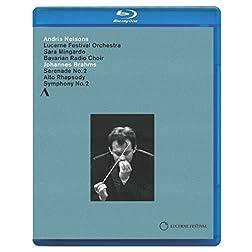 Lucerne Festival Orchestra Concert, 2014 [Blu-ray]