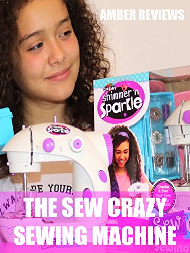 Amber Reviews The Sew Crazy Sewing Machine