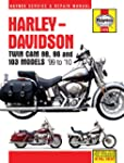 Harley-Davidson Twin Cam 88, 96 and 1...