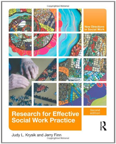 Research for Effective Social Work Practice (New...