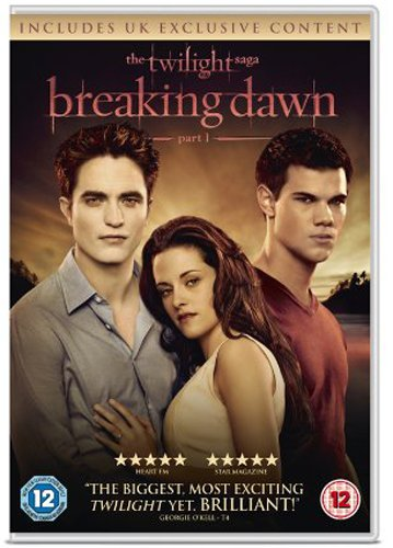 The Twilight Saga: Breaking Dawn - Part 1 [DVD]