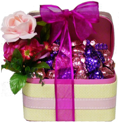 Chocolate Love Gift Basket - A Great Gift for Valentine's Day!