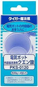 タイガー 電気ポット内容器洗浄用クエン酸 PKS-0120