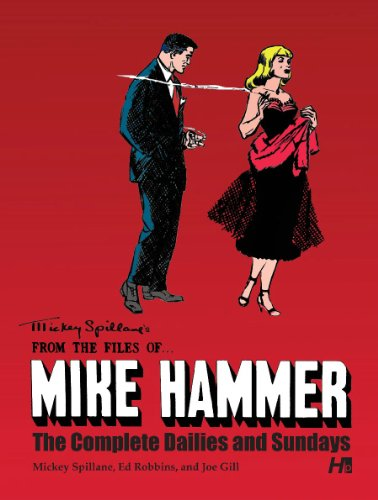Mickey Spillanes Files Mike Hammer