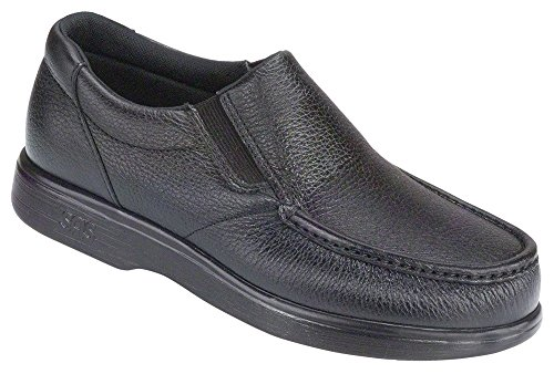SAS Men's Side Gore Slip-on shoe (12W) (Sas Shoes For Man compare prices)
