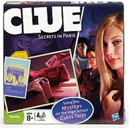 Clue Secrets in Paris
