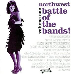 Vol. 1-Northwest Battle of the Bands