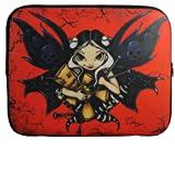 Fairy Voodoo Laptop Sleeve Jasmine Becket-Griffith Art by Temptations