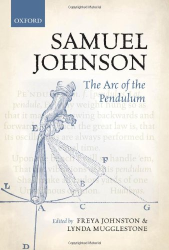 Samuel Johnson: The Arc of the Pendulum