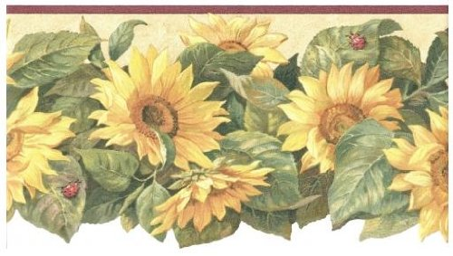 Sunflower Ladybugs Gardening