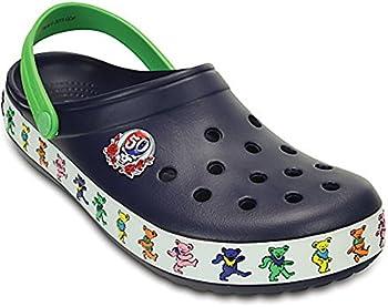 Crocs Crocband Grateful Dead Clog