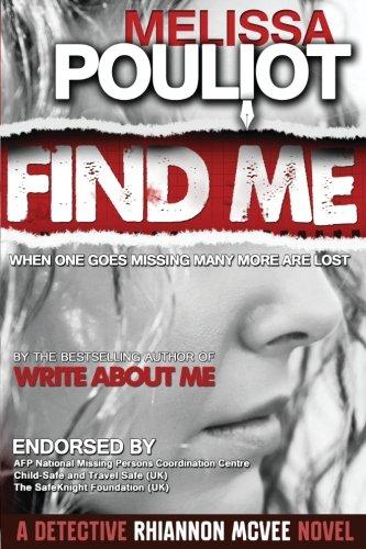 Find Me: Volume 1 (Rhiannon McVee Mystery)