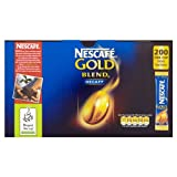 Nescafe Gold Blend Decaffeinated Coffee Sticks 200 Pack
