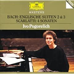 Johann Sebastian Bach: English Suite No.2 In A Minor, BWV 807 - 3. Courante