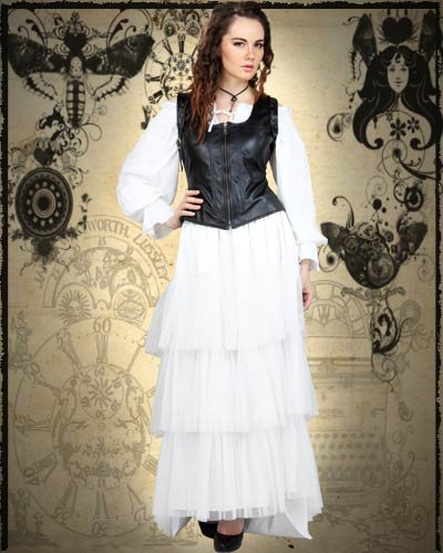 ThePirateDressing Steampunk Victorian The Bledlow Jacket (Small)