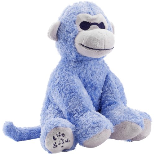 Life Is Good Monkey Plush, Riviera, One Size
