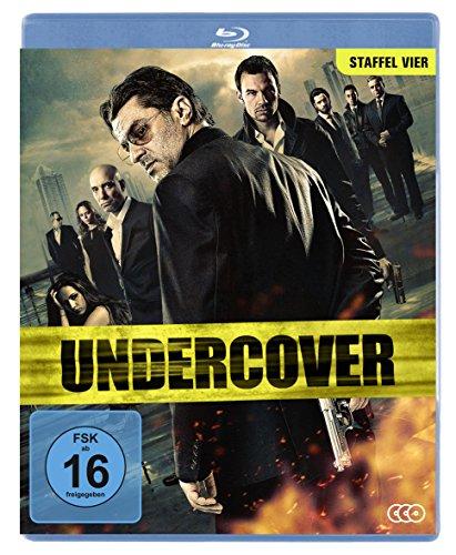 Undercover - Staffel 4 [3 Blu-rays]