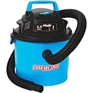 Channellock 2.5 Gallon Wet/Dry Vacuum-2.5GAL WET/DRY VAC