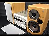 ONKYO オンキョー FR-SX7(Y) CD MDミニコンポ (FR-X7・スピーカーD-SX7) FRシリーズ