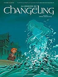La Légende du Changeling - tome 3 - Spring Heeled Jack