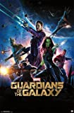 (22x34) Guardians of the Galaxy - One Sheet Movie Poster