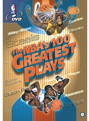 DVD : Nba 100 Greatest Plays (DVD)