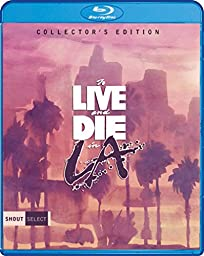 To Live and Die in L.A. (Collector\'s Edition) [Blu-ray]