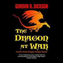The Dragon at War (       UNABRIDGED) by Gordon R. Dickson Narrated by Paul Boehmer